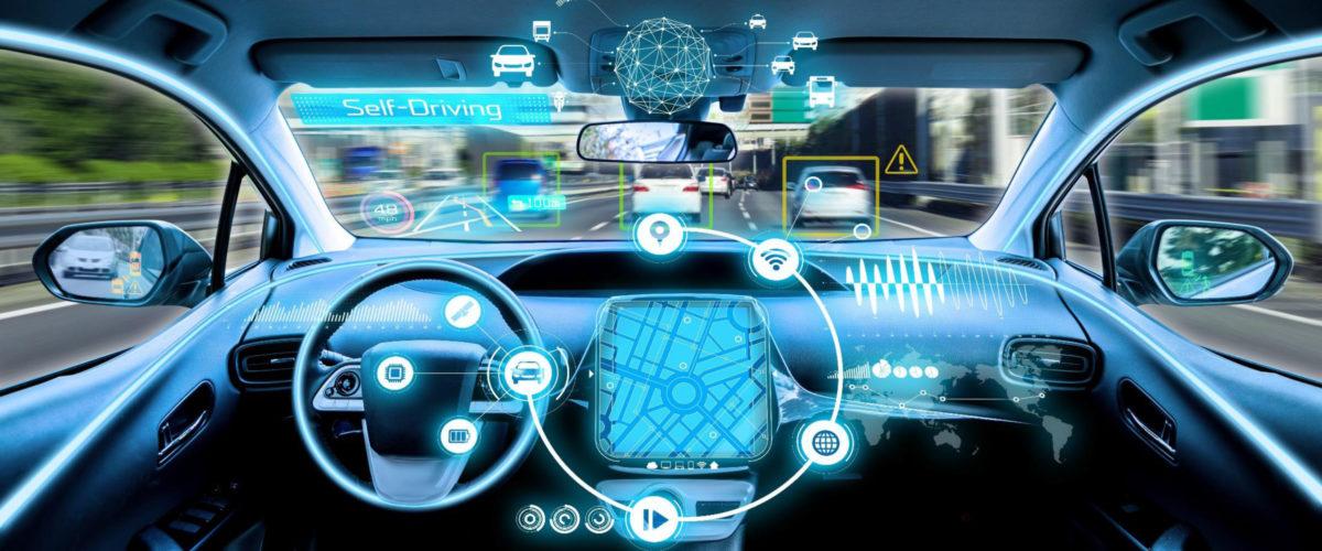 Development of a self-learning AI-based L4 vehicle
