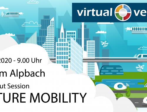 Forum Alpbach 2020 Technologiegespräche Future Mobility