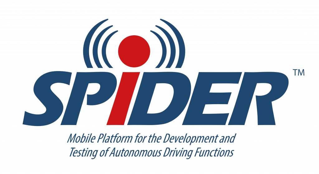 Spider Logo Virtual Vehicle