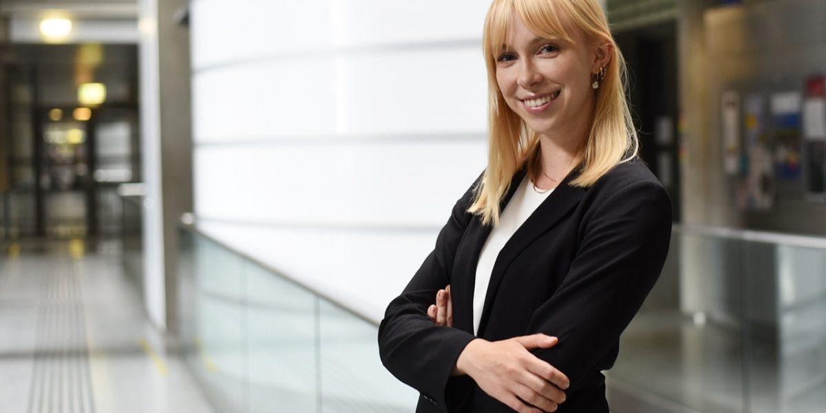 Anna Haselbacher, Uni Graz